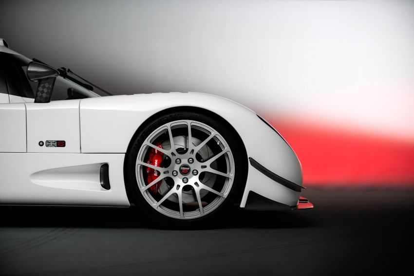 Ultima RS revealed – 1,200 hp, 400 km/h, road-legal Image #970210