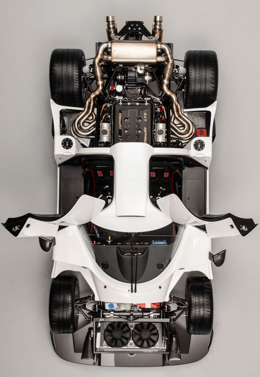 Ultima RS revealed – 1,200 hp, 400 km/h, road-legal Image #970211