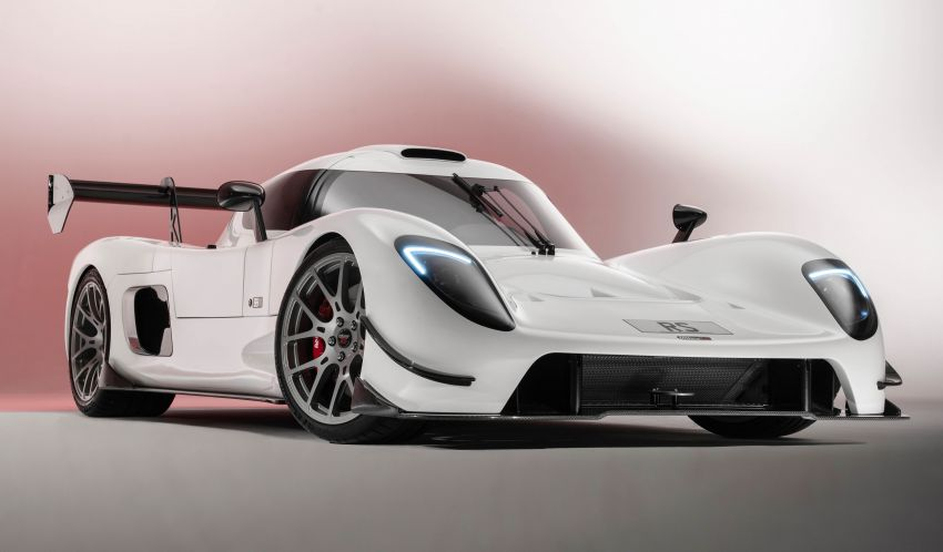 Ultima RS revealed – 1,200 hp, 400 km/h, road-legal Image #970229