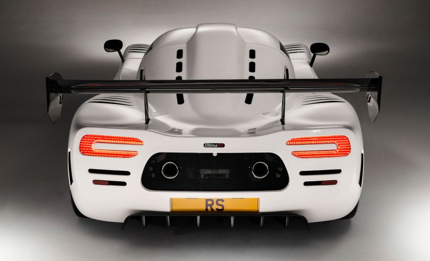Ultima RS revealed – 1,200 hp, 400 km/h, road-legal Image #970230