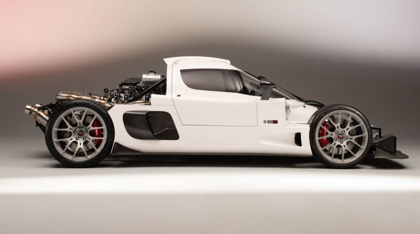 Ultima RS revealed – 1,200 hp, 400 km/h, road-legal Image #970231