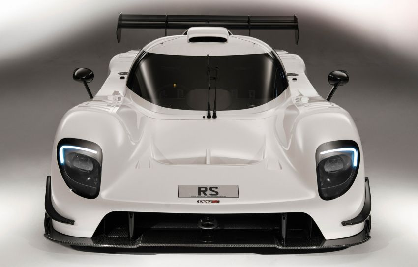 Ultima RS revealed – 1,200 hp, 400 km/h, road-legal Image #970232