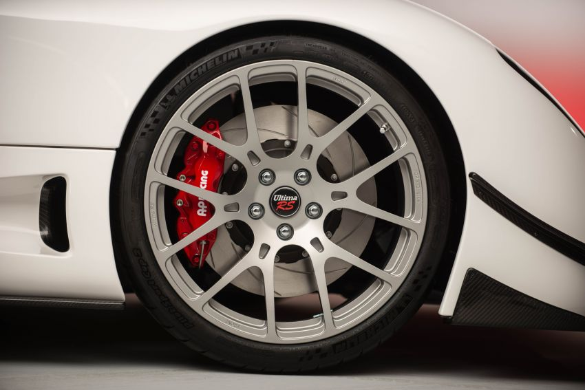 Ultima RS revealed – 1,200 hp, 400 km/h, road-legal Image #970233
