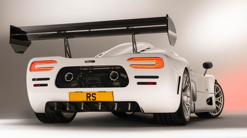 Ultima RS revealed – 1,200 hp, 400 km/h, road-legal Image #970164