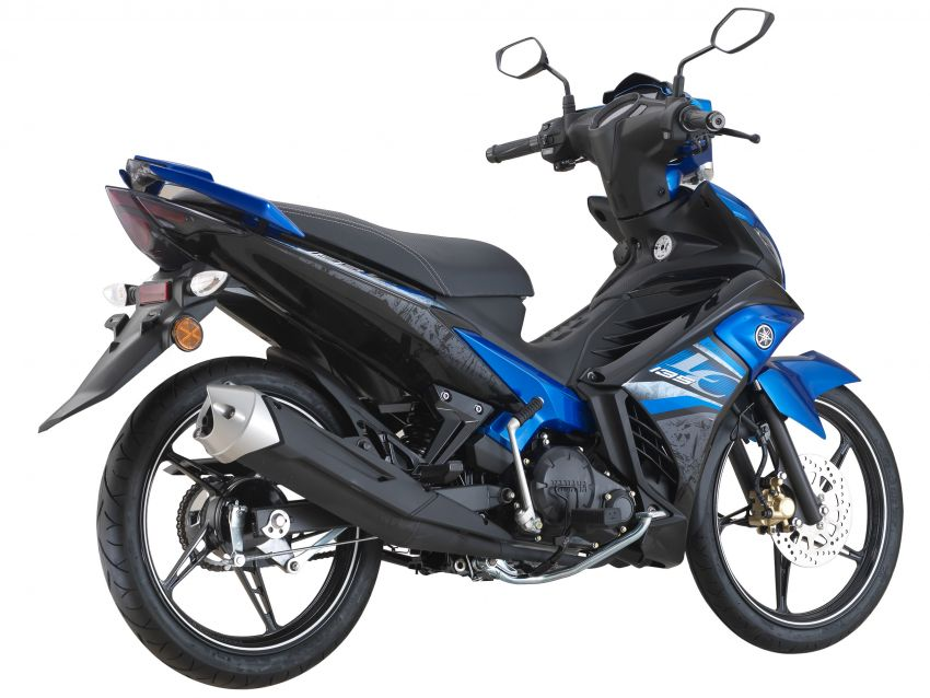 Yamaha 135LC 2019 kini rasmi dijual – harga RM6.7k Image #974563
