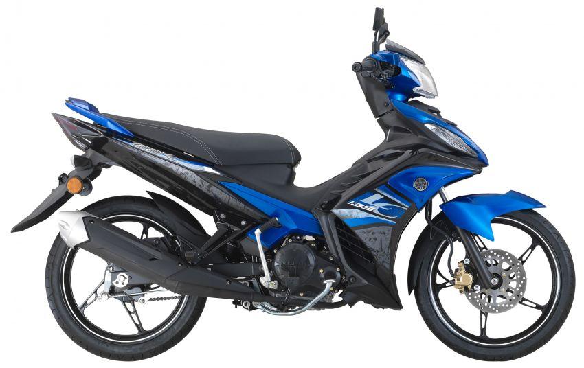 Yamaha 135LC 2019 kini rasmi dijual – harga RM6.7k Image #974564