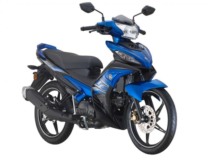 Yamaha 135LC 2019 kini rasmi dijual – harga RM6.7k Image #974565