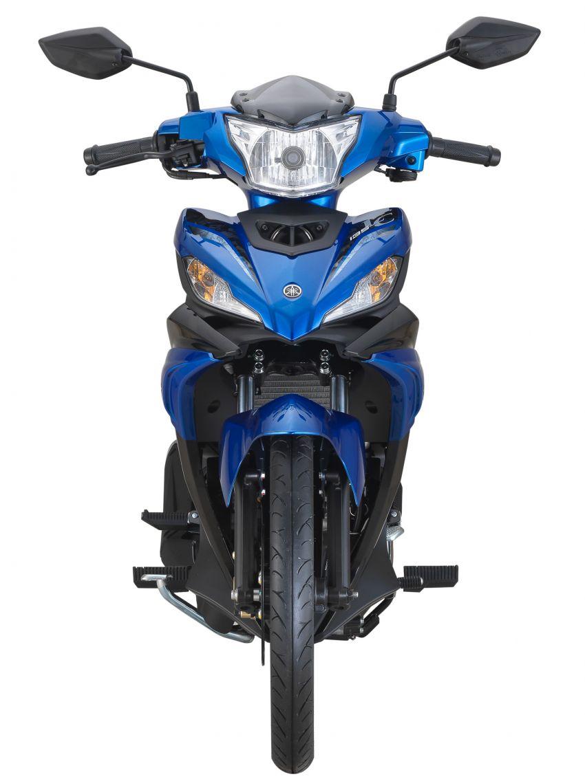 Yamaha 135LC 2019 kini rasmi dijual – harga RM6.7k Image #974566