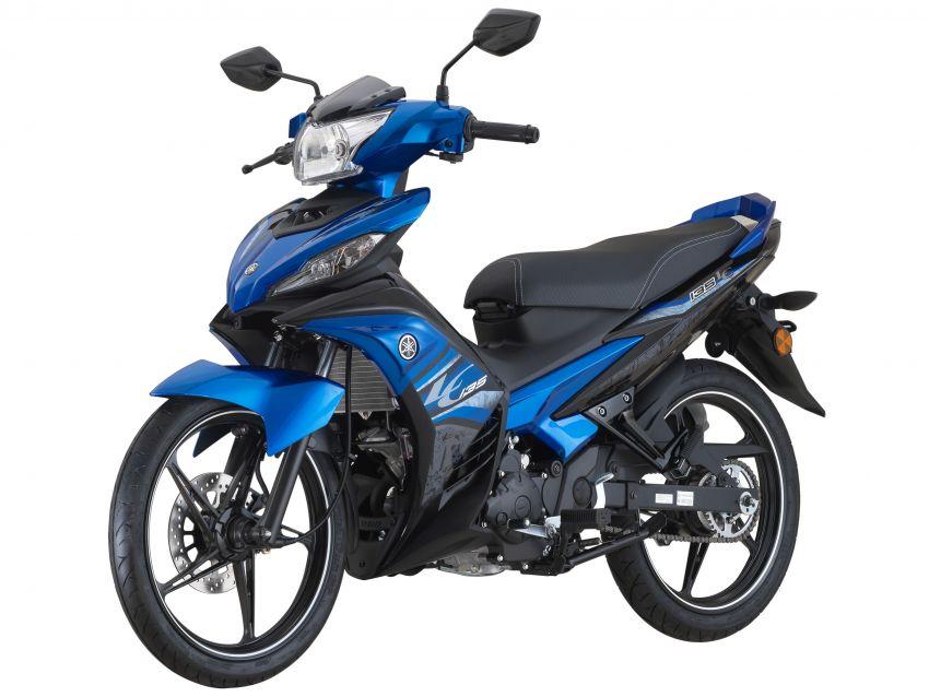 Yamaha 135LC 2019 kini rasmi dijual – harga RM6.7k Image #974567