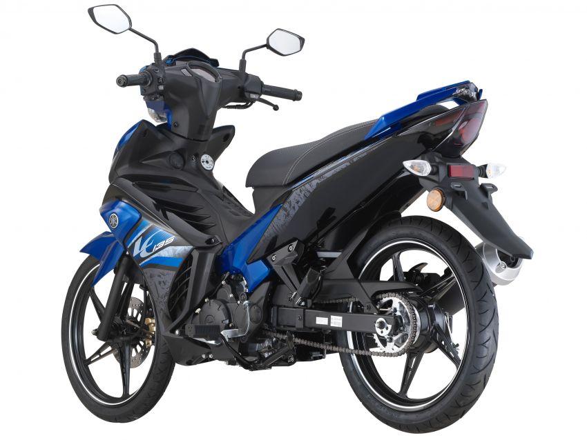 Yamaha 135LC 2019 kini rasmi dijual – harga RM6.7k Image #974569