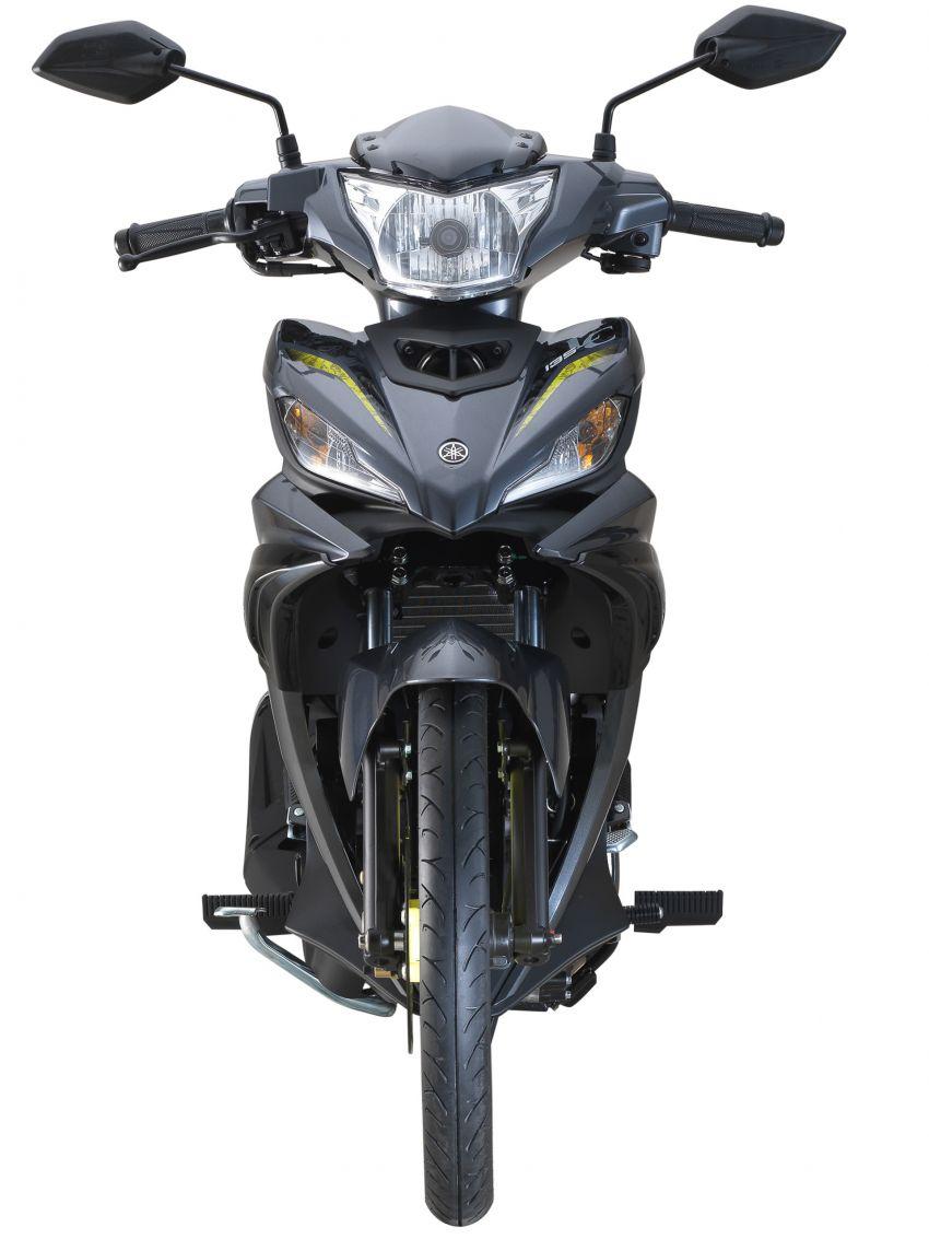 Yamaha 135LC 2019 kini rasmi dijual – harga RM6.7k Image #974556