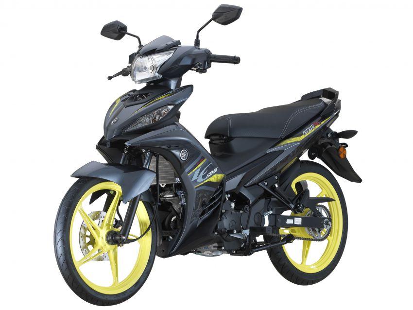 Yamaha 135LC 2019 kini rasmi dijual – harga RM6.7k Image #974557