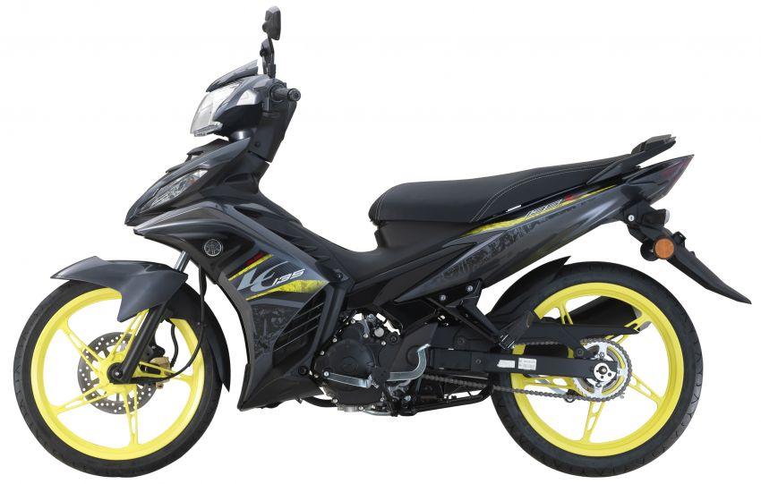 Yamaha 135LC 2019 kini rasmi dijual – harga RM6.7k Image #974558