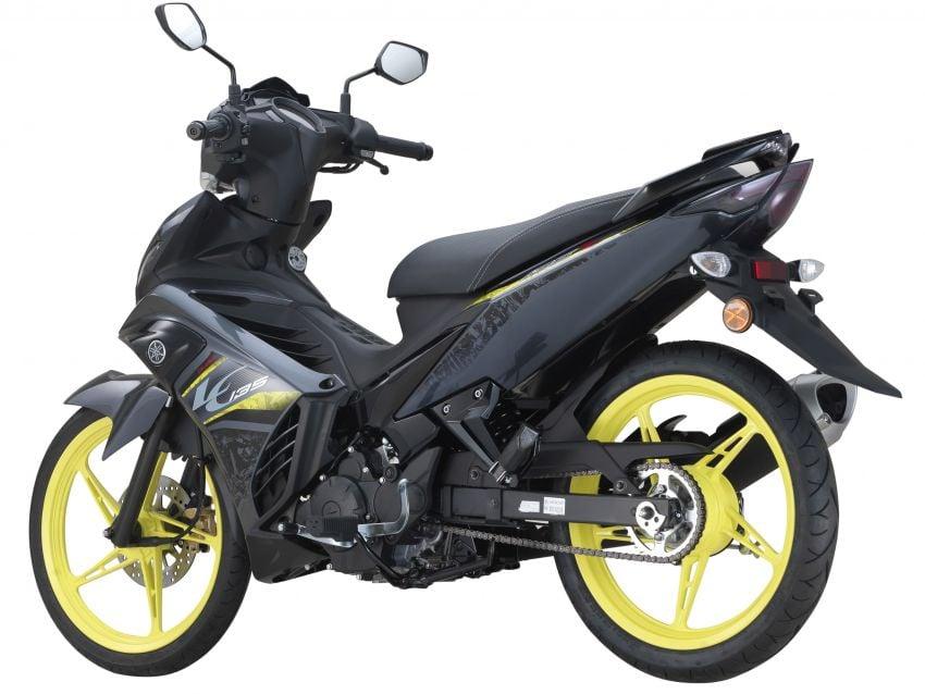 Yamaha 135LC 2019 kini rasmi dijual – harga RM6.7k Image #974559