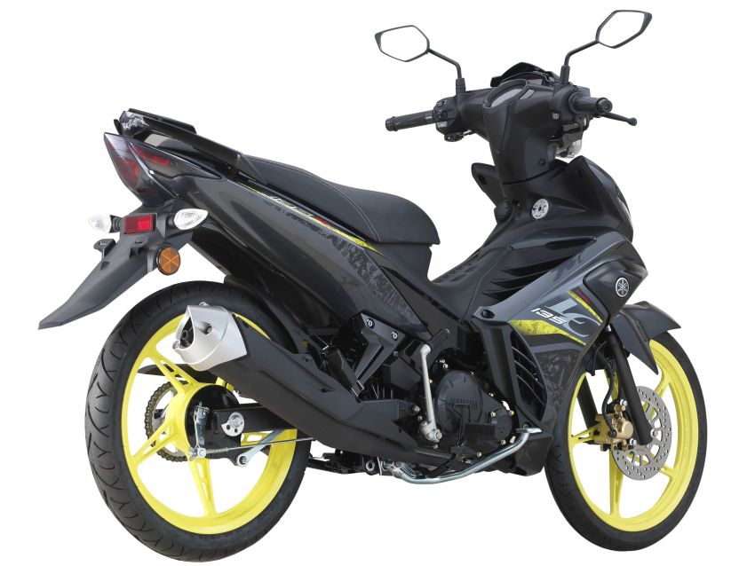 Yamaha 135LC 2019 kini rasmi dijual – harga RM6.7k Image #974561