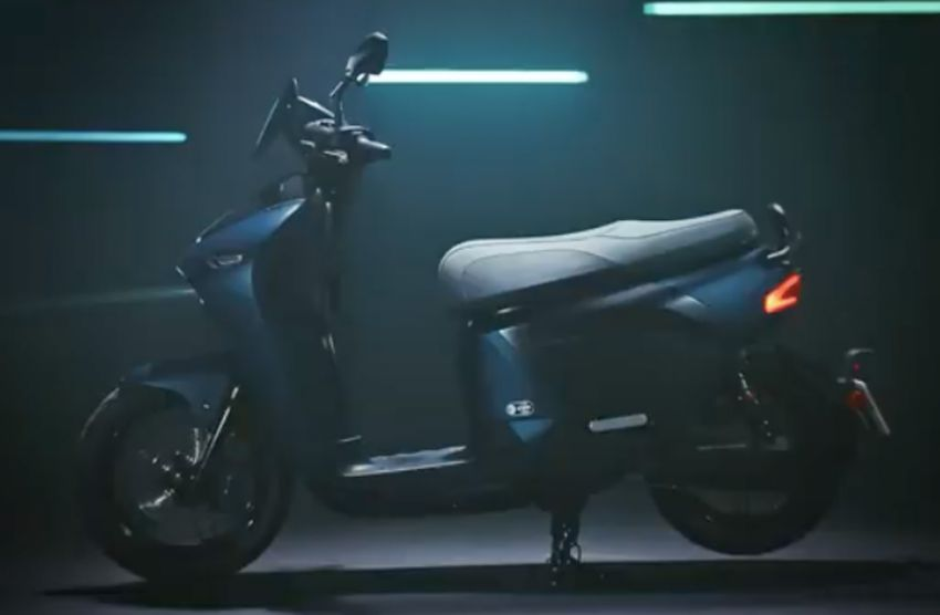 Yamaha uses Gogoro drive tech for EC-05 electric scooter in Taiwan, August 2019 release date Image #970114