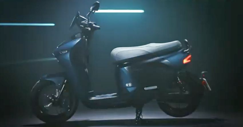 Yamaha uses Gogoro drive tech for EC-05 electric scooter in Taiwan, August 2019 release date Image #970115