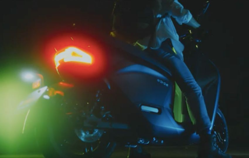 Yamaha uses Gogoro drive tech for EC-05 electric scooter in Taiwan, August 2019 release date Image #970117