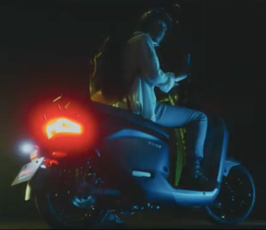 Yamaha uses Gogoro drive tech for EC-05 electric scooter in Taiwan, August 2019 release date Image #970118