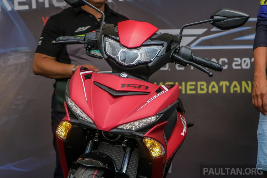VIDEO: 2019 Yamaha Y15ZR V2 – Malaysia's most popular supercub, priced at RM8,168 RRP Image #977522