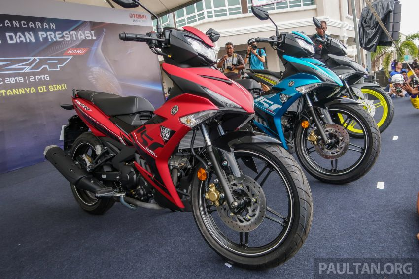VIDEO: 2019 Yamaha Y15ZR V2 – Malaysia's most popular supercub, priced at RM8,168 RRP Image #977514