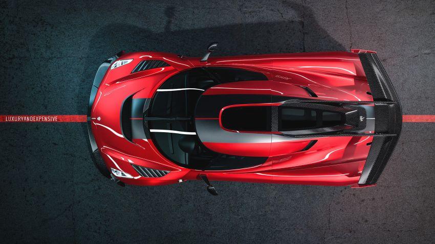 Koenigsegg Jesko Red Cherry one-off edition revealed Image #972361