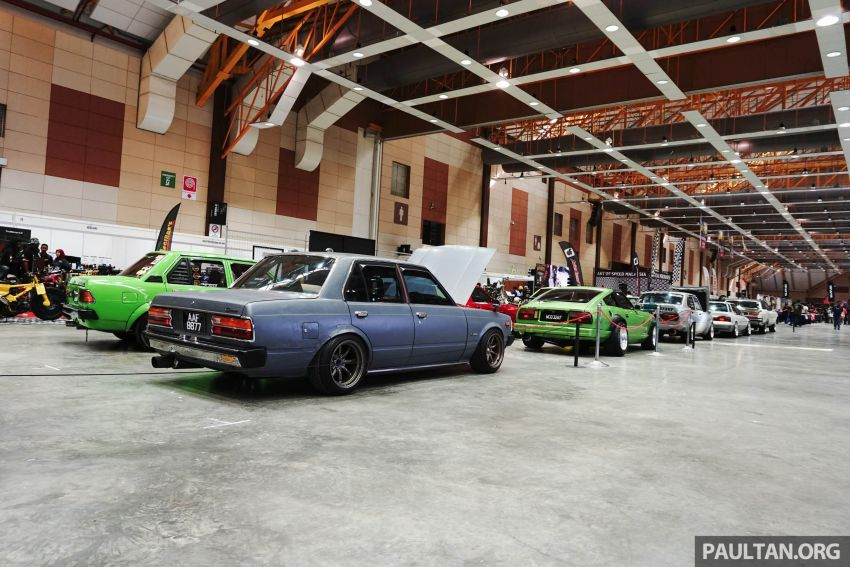 GALLERY: 2019 Art of Speed – something for everyone Image #994316