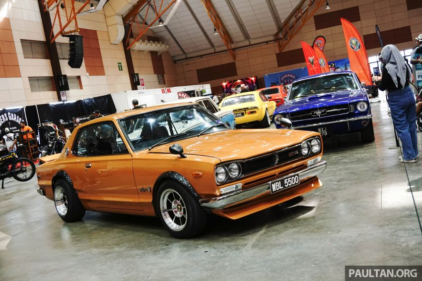 GALLERY: 2019 Art of Speed – something for everyone Image #994324