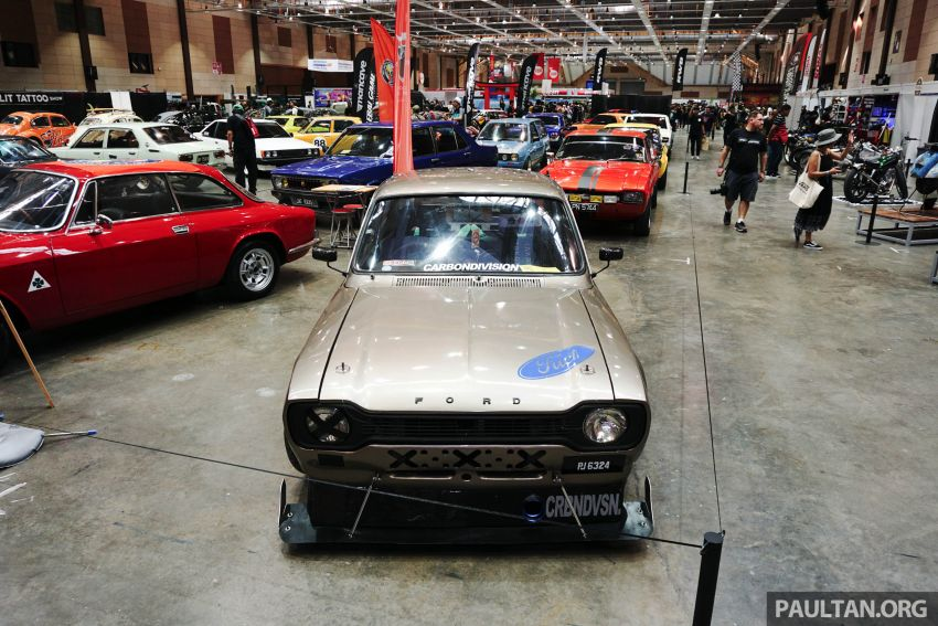 GALLERY: 2019 Art of Speed – something for everyone Image #994327