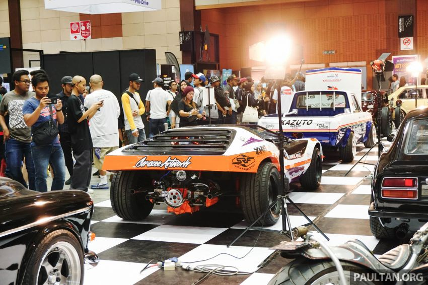 GALLERY: 2019 Art of Speed – something for everyone Image #994342