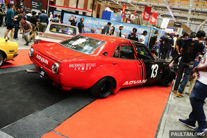 GALLERY: 2019 Art of Speed – something for everyone Image #994346