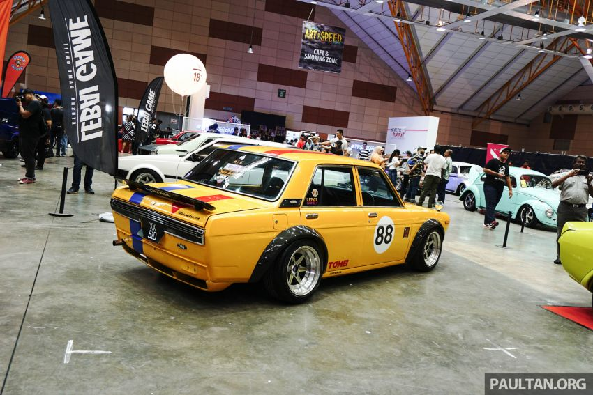 GALLERY: 2019 Art of Speed – something for everyone Image #994347