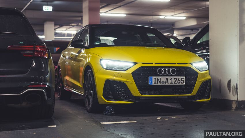 GALLERY: 2019 Audi Q3, A1 – what to expect for M'sia Image #985234