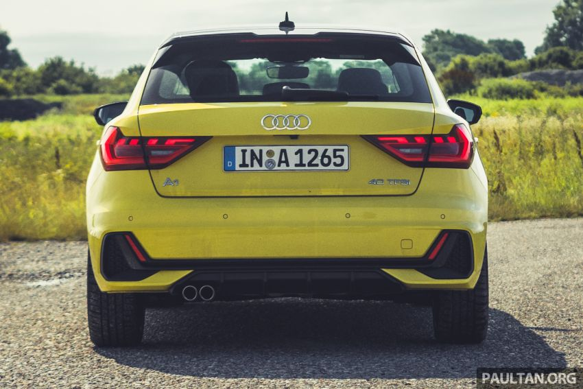 GALLERY: 2019 Audi Q3, A1 – what to expect for M'sia Image #985244