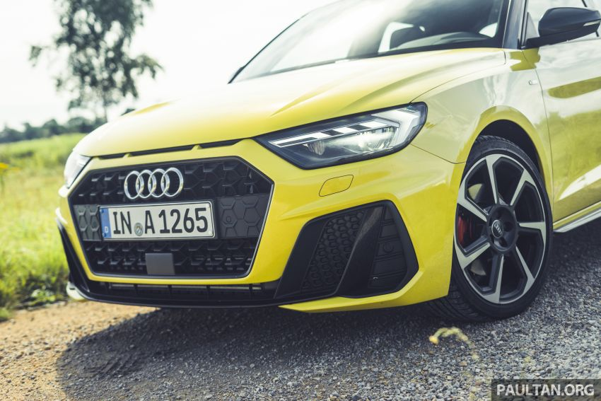 GALLERY: 2019 Audi Q3, A1 – what to expect for M'sia Image #985245
