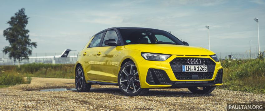 GALLERY: 2019 Audi Q3, A1 – what to expect for M'sia Image #985235