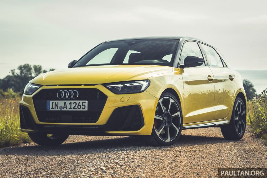 GALLERY: 2019 Audi Q3, A1 – what to expect for M'sia Image #985238