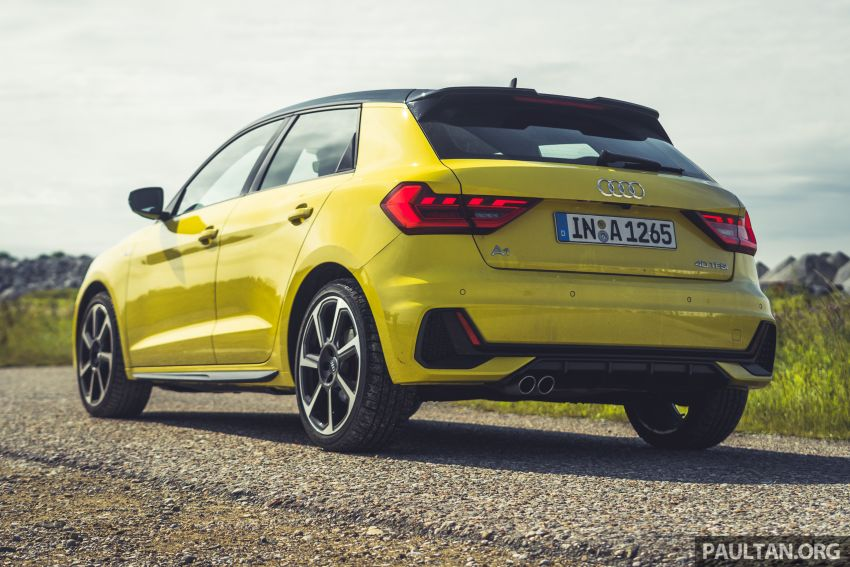 GALLERY: 2019 Audi Q3, A1 – what to expect for M'sia Image #985240