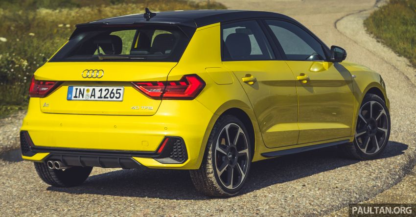 GALLERY: 2019 Audi Q3, A1 – what to expect for M'sia Image #985241