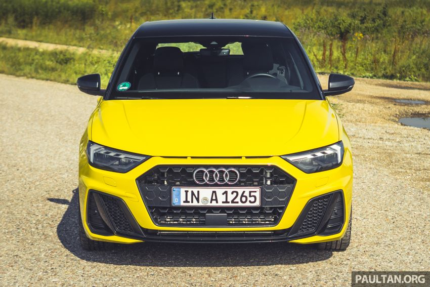GALLERY: 2019 Audi Q3, A1 – what to expect for M'sia Image #985242