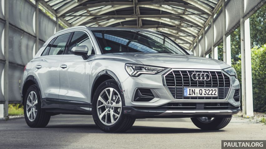 GALLERY: 2019 Audi Q3, A1 – what to expect for M'sia Image #985212