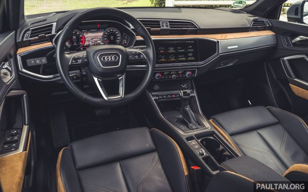 GALLERY: 2019 Audi Q3, A1 – what to expect for M'sia
