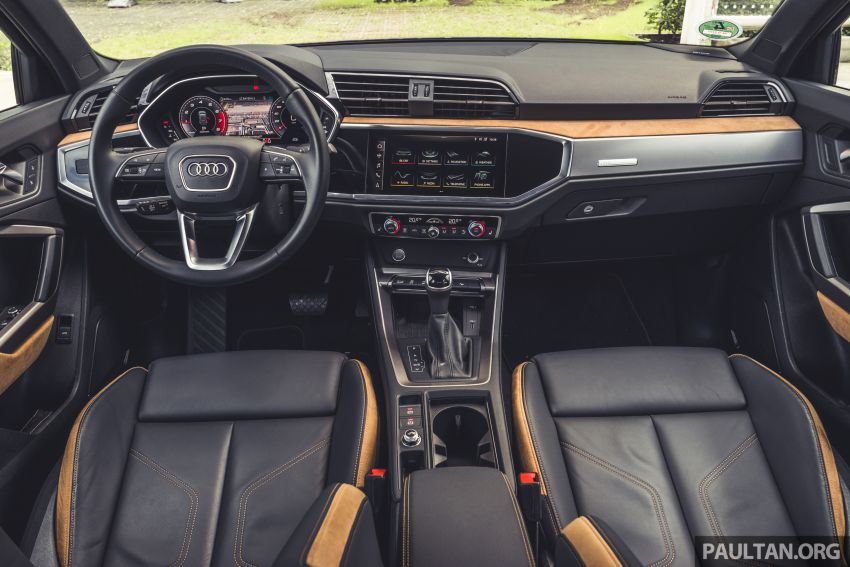 GALLERY: 2019 Audi Q3, A1 – what to expect for M'sia Image #985226