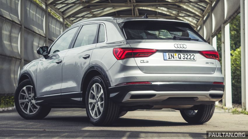 GALLERY: 2019 Audi Q3, A1 – what to expect for M'sia Image #985213