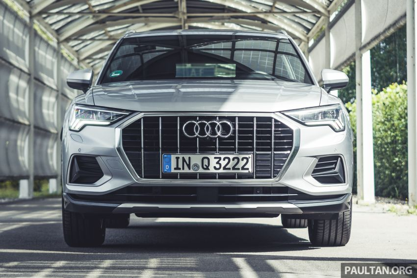 GALLERY: 2019 Audi Q3, A1 – what to expect for M'sia Image #985214