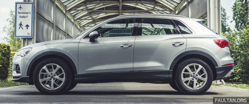 GALLERY: 2019 Audi Q3, A1 – what to expect for M'sia Image #985216
