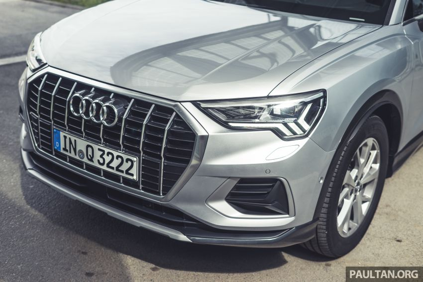 GALLERY: 2019 Audi Q3, A1 – what to expect for M'sia Image #985217