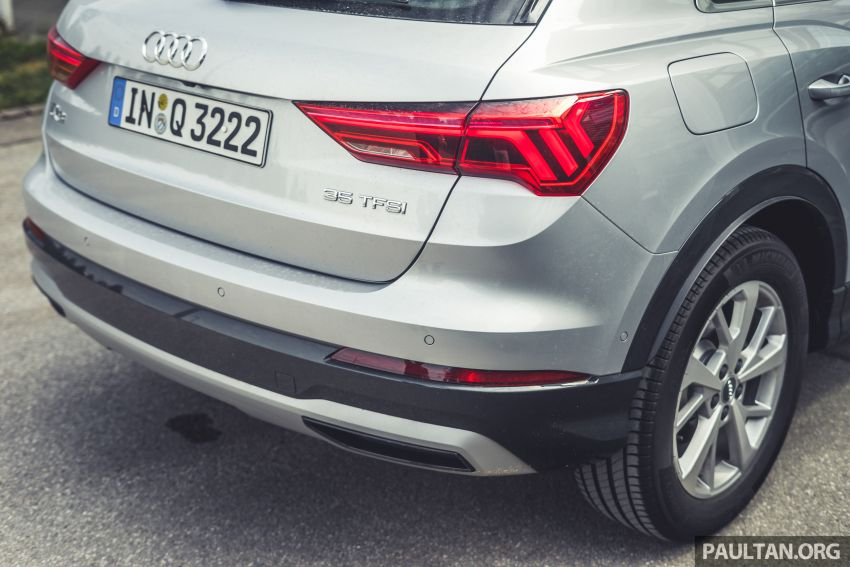 GALLERY: 2019 Audi Q3, A1 – what to expect for M'sia Image #985218