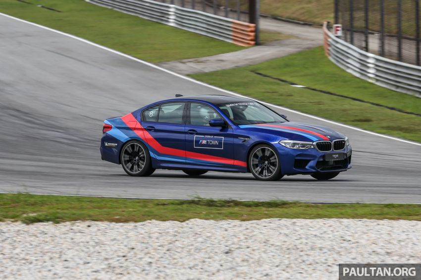 BMW M Track Experience 2019 – welcome to M Town Image #993405