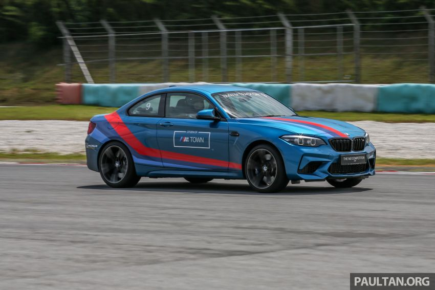 BMW M Track Experience 2019 – welcome to M Town Image #993407